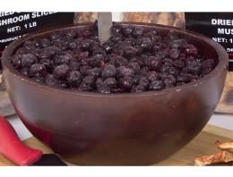 Frozen_Huckleberries_Mushroom_Dried