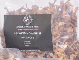 Golden_Chantrelle_Mushroom_Dried
