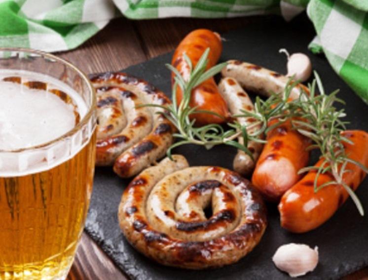 Irish Sausages